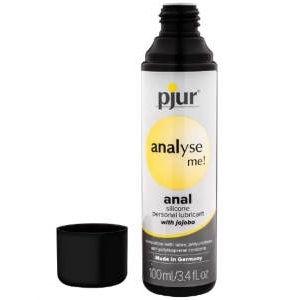 Pjur Analyse Me! El mejor lubricante para sexo anal a base de silicona