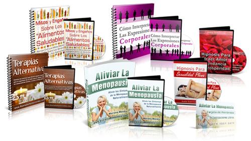 Libros para la menopausia
