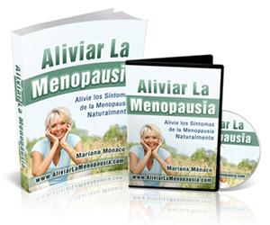 Revision aliviar la menopausia
